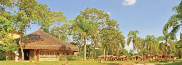 Campo Sagrado e Kioscão - Templo Guaracy